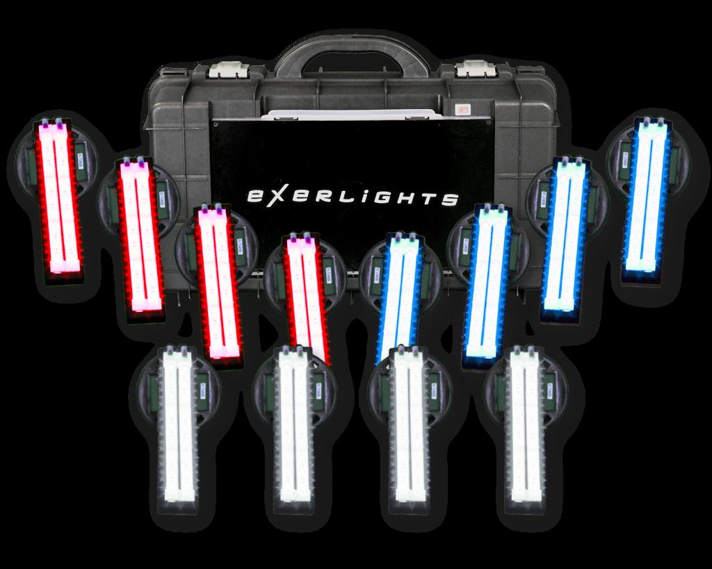 Exerlights